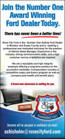 Seeking Vehicle Sales Manager - Professional & Motivated