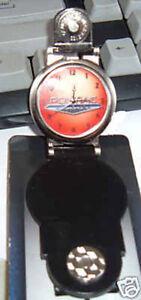 "FS: Muscle Car Garage ""Pontiac GTO"" Belt Watch in Original London Ontario image 1"