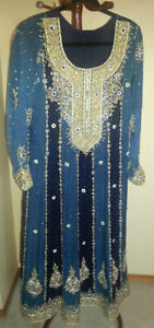Pakistani Wedding Dress Size (10-12) Edmonton Edmonton Area image 1