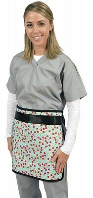 New-x-ray Protection-half Apron-color Blue-model 20715- 24x24