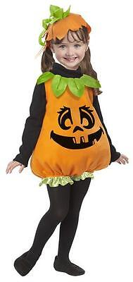 Pumpkin Girl Infant Baby Halloween Costume - Baby Pumpkin