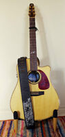 Seagull - Peppino D'Agostino Signature Cutaway Acoustic Guitar