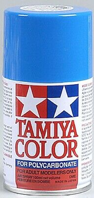 Tamiya 86030 Polycarbonate RC Body Paint 100ml Spray Can PS-30 Brilliant Blue ()