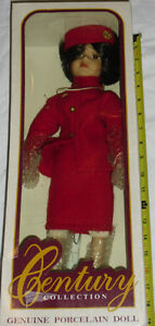 Qty 2 x Century Collection Genuine Porcelain Dolls - NEW in Box London Ontario image 3