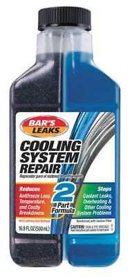 - Cooling System Repair Fluid, 16.9oz. BAR'S LEAKS 1150