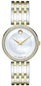 Brand New Movado 0607085 Esperanza Ladies Swiss Watch