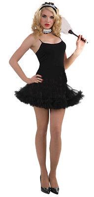 - Schwarz Tutu Kleid Kostüm