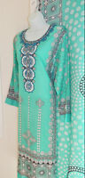 New Pakistani Indian Lawn Cotton Suits Dresses for HOT Weather!