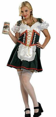 17574 Plus Size Beer Garden Girl Costume Rubies (USA) SZ14-16](Plus Size Beer Girl Costume)