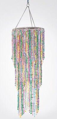 Hängeleuchte Lampenschirm Shine Rainbow bunt Kronleuchter Dekoobjekt Lampe