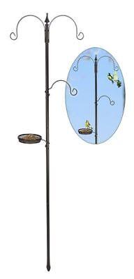Meisenknödelhalter Futterspender Vogelfutterstation Vogel Futterkorb mit 3 Haken