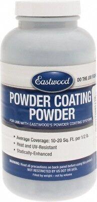 Made In Usa 8 Oz Argent Silver Base Coat Paint Powder Coating Polyurethane 1...
