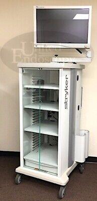 Stryker - 1488hd Lcd Wireless 26 Arthroscopy Tower System Endoscope Endoscopy
