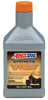 Premium Synthetic Lub for HD, Buell, Ducati, BMW - AMSOIL