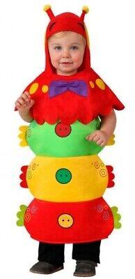 Baby Jungen Mädchen Rainbow Raupe Mini Biest Kostüm - Baby Raupe Kostüm