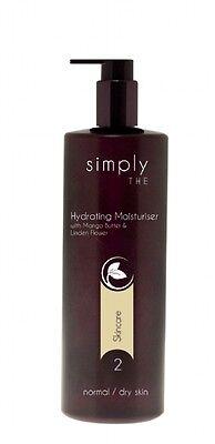 Hydrating Moisturiser 490 ml - SIMPLY The - Kabinettware - Kabinenware Kosmetik