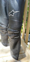 Women's motorcycle pants leather Alpinestars JoeRocket Ballistic