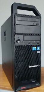 Lenovo ThinkStation Powerful PC - 2GB Nvidia Graphics