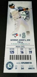 BUYING BLUE JAYS PRIVATE BOX TICKET STUBS - April 26, 2019 Game