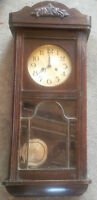 Antique Baby Grandfather Clock
