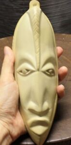 Masque en marbre