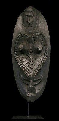 Papuan sepik mask, melanesian tribal art, kandangai