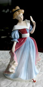 Royal Doulton Figurine Of The Year Amy HN 3316 Kitchener / Waterloo Kitchener Area image 2