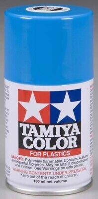 Tamiya 85010 Spray Lacquer TS-10 French Blue 100ml Spray Can