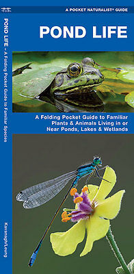 Pond Life Plants Animals Lakes - Emergency Survival Guide Bug Out Bag Kit Book