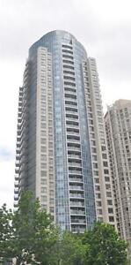 FURNISHED-1 BEDROOM-LONG TERM-SHORT TERM-MISSISSAUGA-SQUARE ONE
