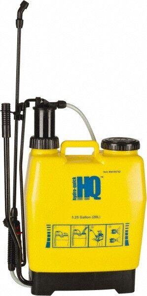 Value Collection 20 L Garden Backpack Sprayer Polyethylene Tank, Reinforced Hose