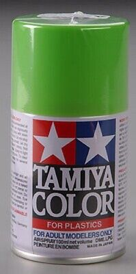Tamiya 85022 Spray Lacquer TS-22 Light Green 100ml Spray Can
