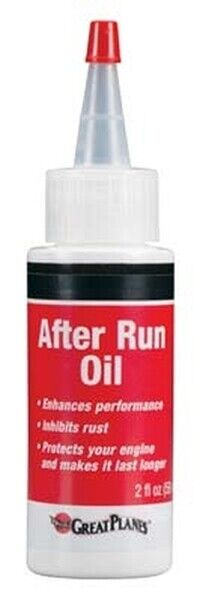 After Run Oil for Nitro Engines by Hobbico/Great Planes GPMP3001