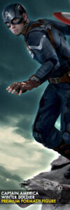 Captain America: The Winter Soldier Statue Sideshow