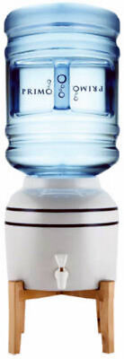 Primo Products 900114 Pioneer Ceramic Water Dispenser With Stand