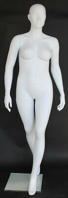 6 Ft 1 In Plus Size Size 12 Female Mannequin Abstract Head Body Torso Plus-66