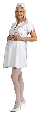 Nurse Career E.R. RN Maternity Mommy to Be Dress Up Halloween Adult Costume