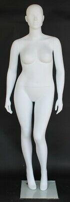 6 Ft 1 In Plus Size Size 12 Female Mannequin Abstract Head Body Torso Plus-88