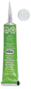 TESTORS-Glue-for-wood-metal-polystyrene-models-crafts-5-8oz-tube-4505C