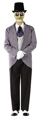 Undertaker Demented Dummy Horror Halloween Fancy Dress Costume Size M-L P8655