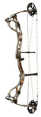 Used 2012 Martin Silencer Pro Vista Camo 70# Nitro 2.0 Compound Bow