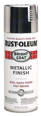 RUST-OLEUM 7718830 11 oz. Metallic Chrome Spray Paint