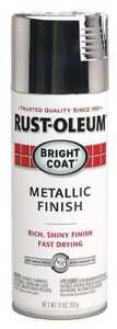 Spray Paint,Chrome,11 oz. RUST-OLEUM 7718830