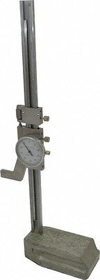 Value Collection 8 Stainless Steel Dial Height Gage 0.001 Graduation Dial ...