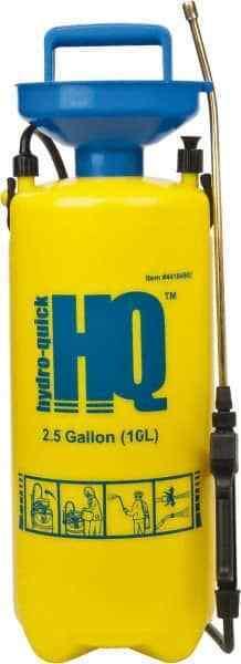 Value Collection 10 L Garden Hand Sprayer Polyethylene Tank, Reinforced Hose,...