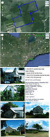 400 Acres parcel land with private lake, Can Build Fancy House