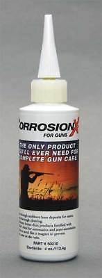 - Gun Corrosion Inhibitor, Penetrant, Lubricant, CorrosionX® CORROSIONX 50010