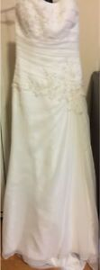 Maggie Sottero Wedding Dress Size 10