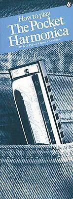 How To Play Harmonica - How to Play the Pocket Harmonica NEW 014015483