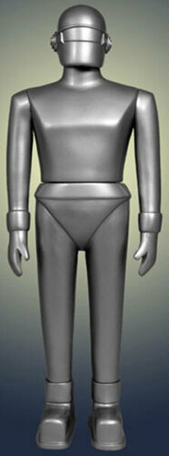 "The Day the Earth Stood Still 18"" GORT Action Figure Amok Time"